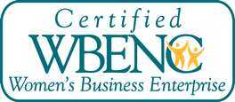 WBE Certification logo